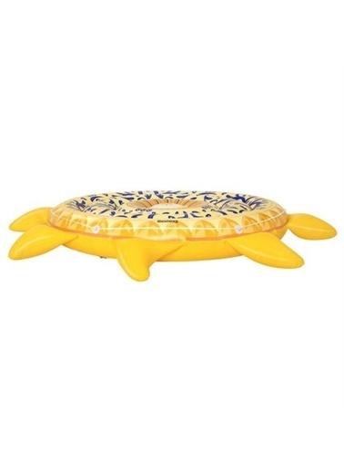 Bestway Bestway Float'n Fashion Güneşli Yatak 226 x 226 cm 43391 Renkli